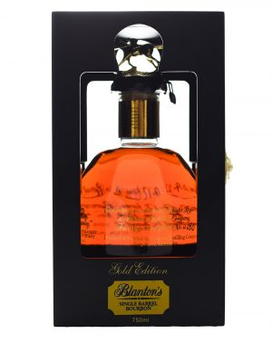 Blanton's Gold in Collector's Box Musthave Malts MHM