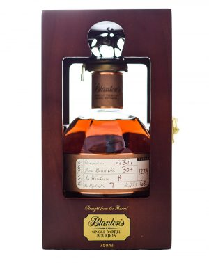 Blanton's SFTB in Collector's Box Musthave Malts MHM
