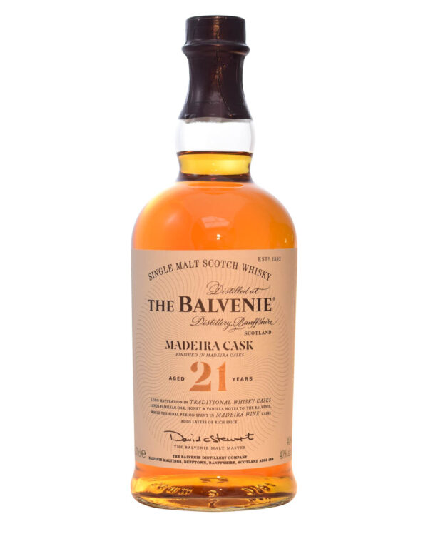 Balvenie Madeira Cask (21 Years Old) Musthave Malts MHM