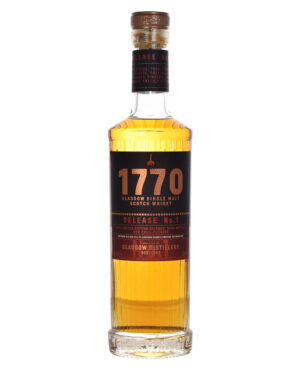 1770 Release No. 1 2018 Limited Release Glasgow Single Malt Musthave Malts