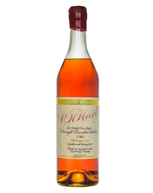A.H. Hirsch 1974 Finest Reserve 20 Years Old Red Wax Musthave Malts MHM