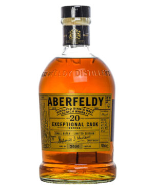 Aberfeldy 20 Years Old 1988 Exceptional Cask Series Musthave Malts MHM