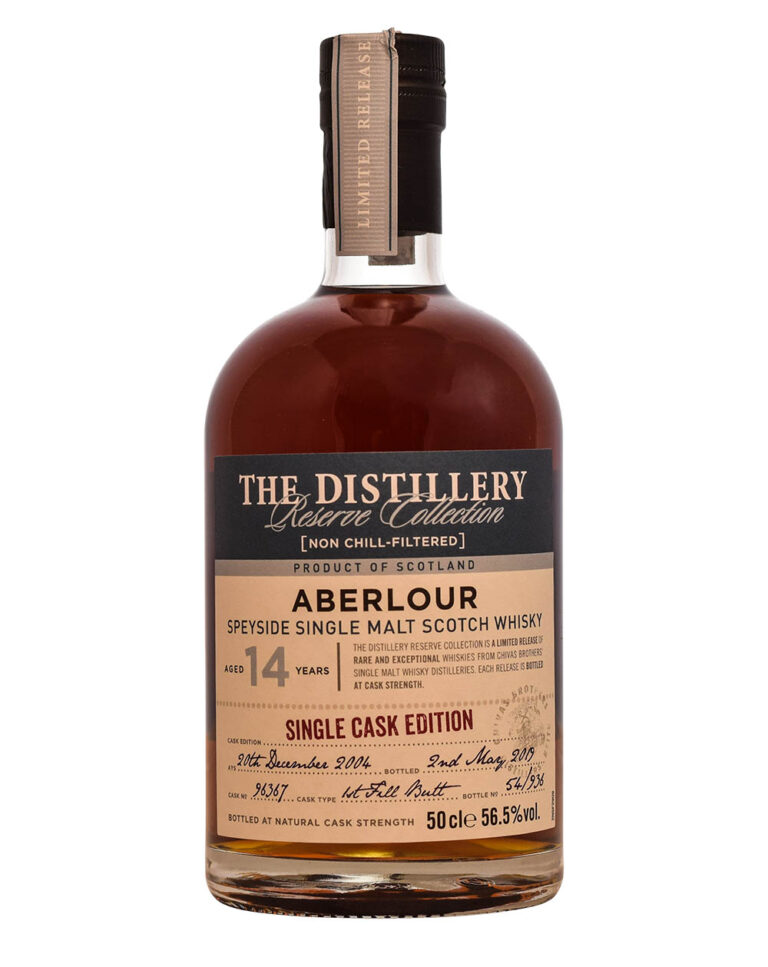 Aberlour 14 Years Old Distillery Reserve Collection Cask 96367 2004