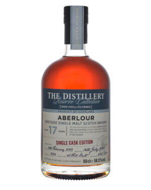 Aberlour 17 Years Old Distillery Reserve Collection Cask 9034 Musthave Malts MHM