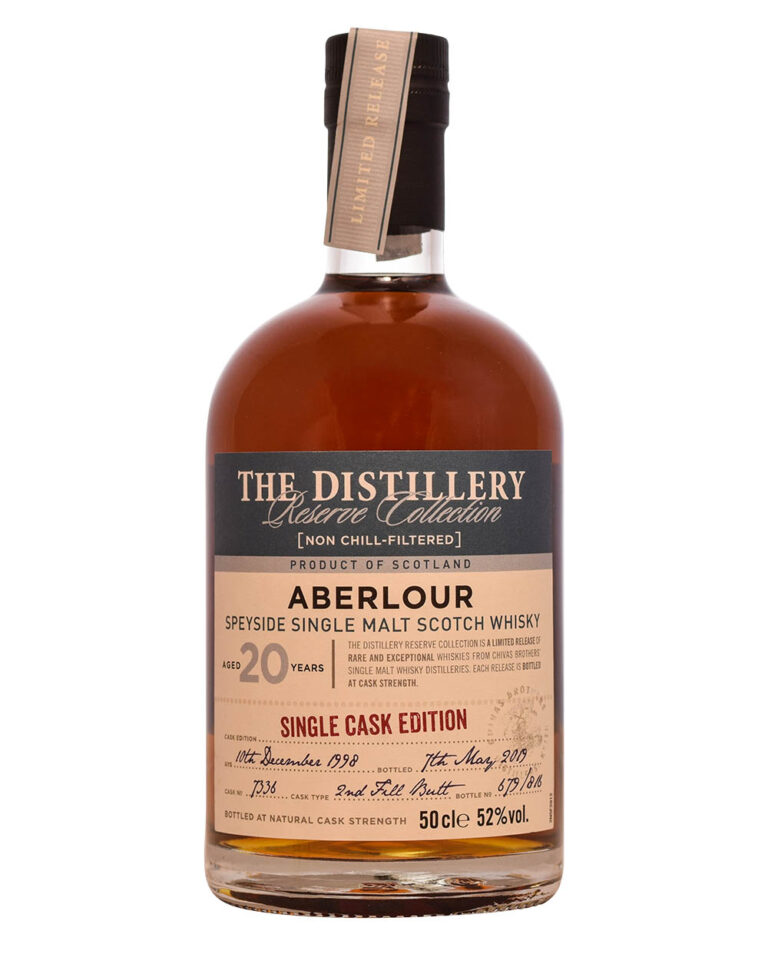 Aberlour 20 Years Old Distillery Reserve Collection Cask 7336 1998