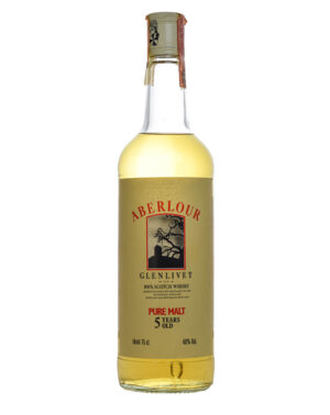 Aberlour Glenlivet 5 Years Old Pure MaltMusthave Malts MHM