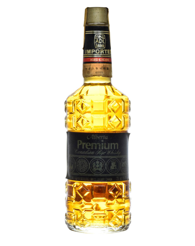 Alberta Premium 5 Years Old Japanese Import Musthave Malts MHM