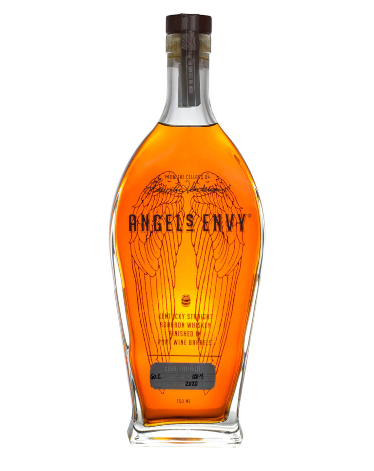 Angel's Envy 2020 Port Wine Finish Cask Strength Musthave Malts MHM