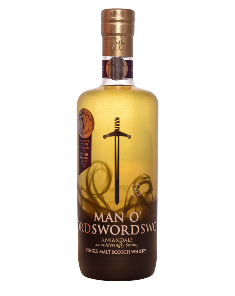 Annandale 2014 Man O'Sword Musthave Malts MHM