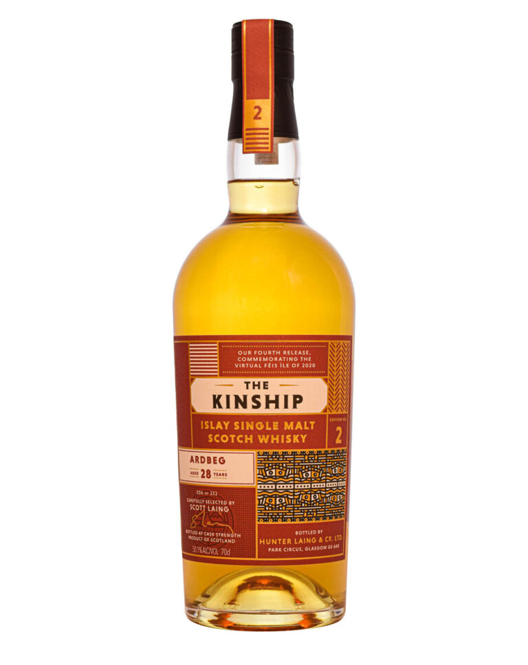 Ardbeg 1992 The Kinship 2020 (28 Years Old) Musthave Malts MHM