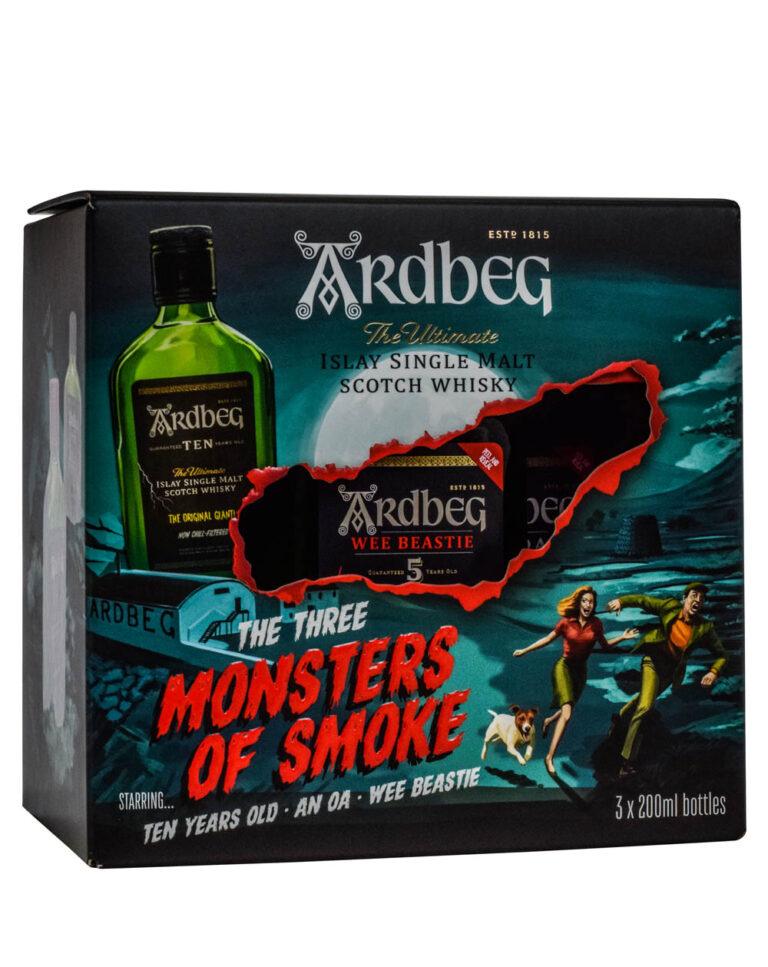 Ardbeg The Three Monsters Of Smoke A Musthave Malts MHM