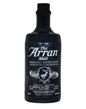 Arran White Stag Second Release Musthave Malts MHM