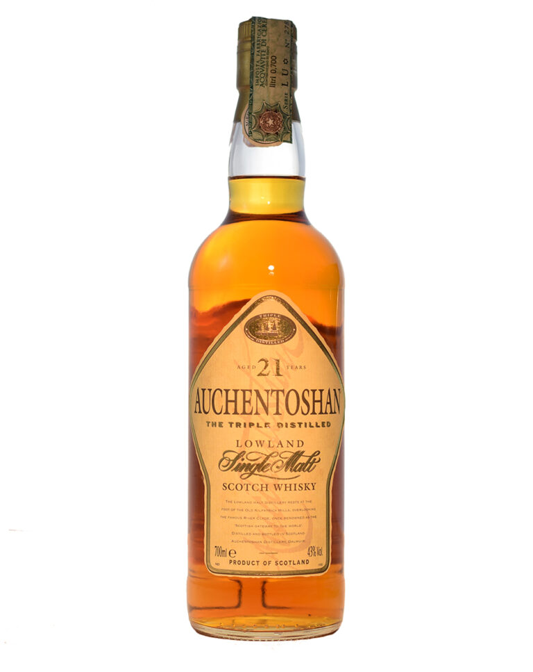 Auchentoshan 21 Years Old Musthave Malts MHM