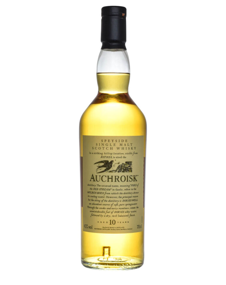 Auchroisk 10 Years Old Flora & Fauna Musthave Malts MHM