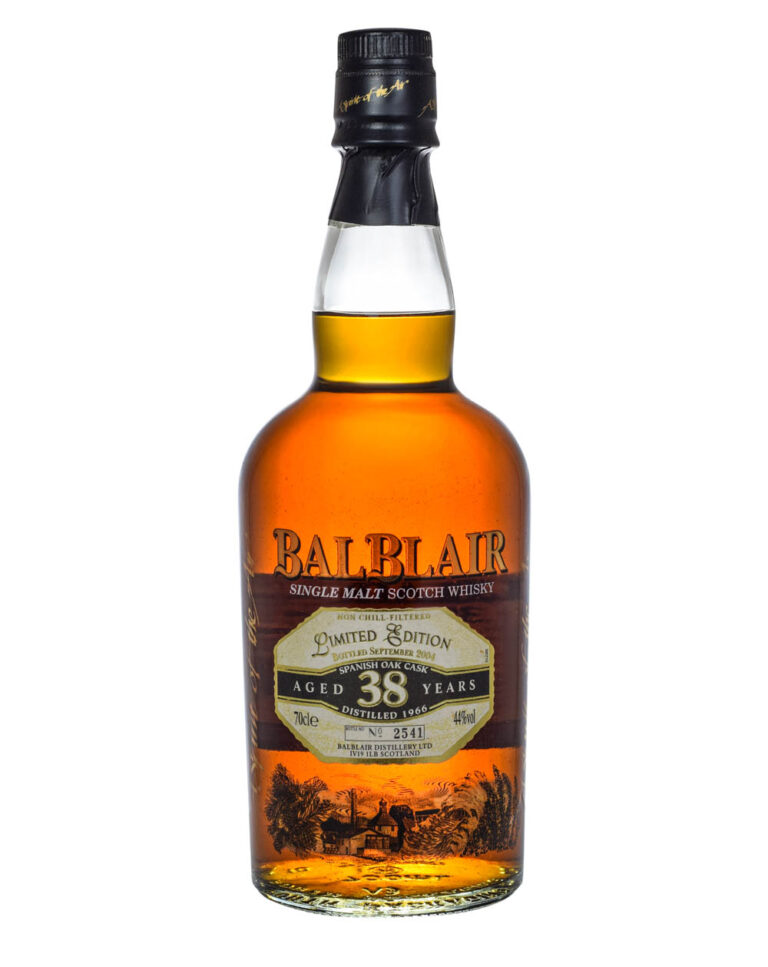 Balblair 1966 Limited Edition 38 Years Old Musthave Malts MHM