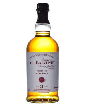Balvenie 21 Years Old The Second Red Rose Musthave Malts MHM