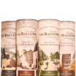 Balvenie Stories Set 12 Years, 14 Years, 19 Years, 26 Years Old Tubes Musthave Malts MHM
