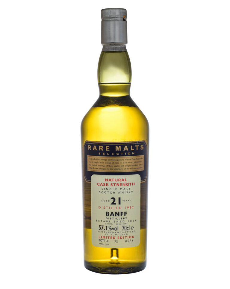 Banff 1982 Rare Malts Collection 21 Years Old Musthave Malts MHM