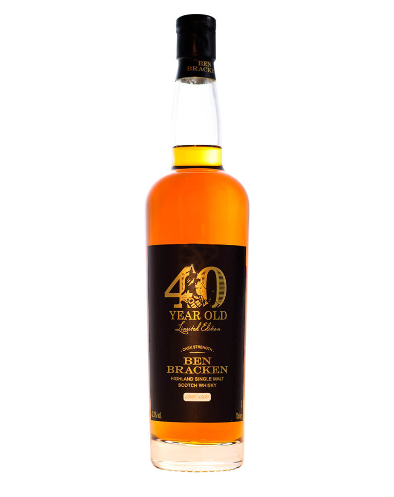 Ben Bracken 40 Year Old Limited Edition Musthave Malts MHM