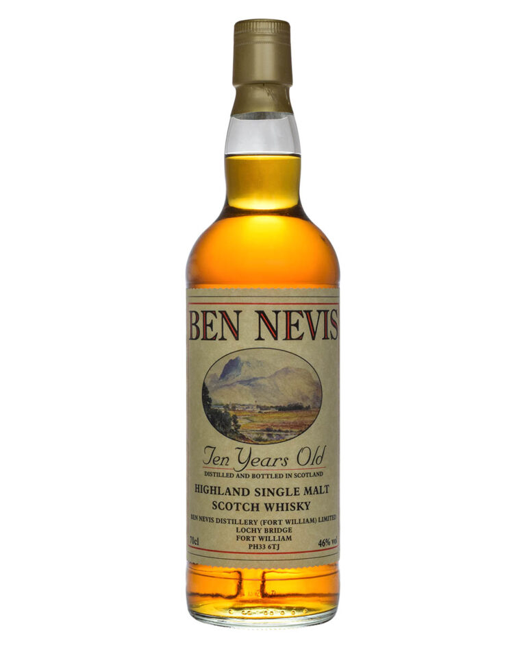Ben Nevis 10 Year Old Musthave Malts MHM