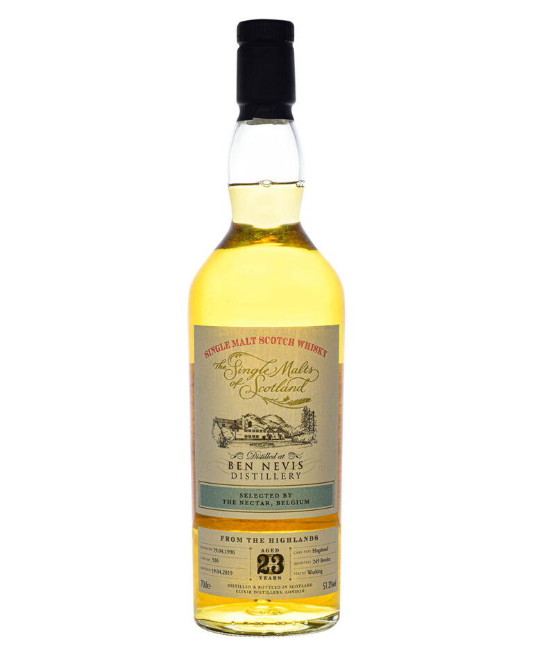 Ben Nevis 23 Year Old 1996 The Nectar Cask 536 Musthave Malts MHM