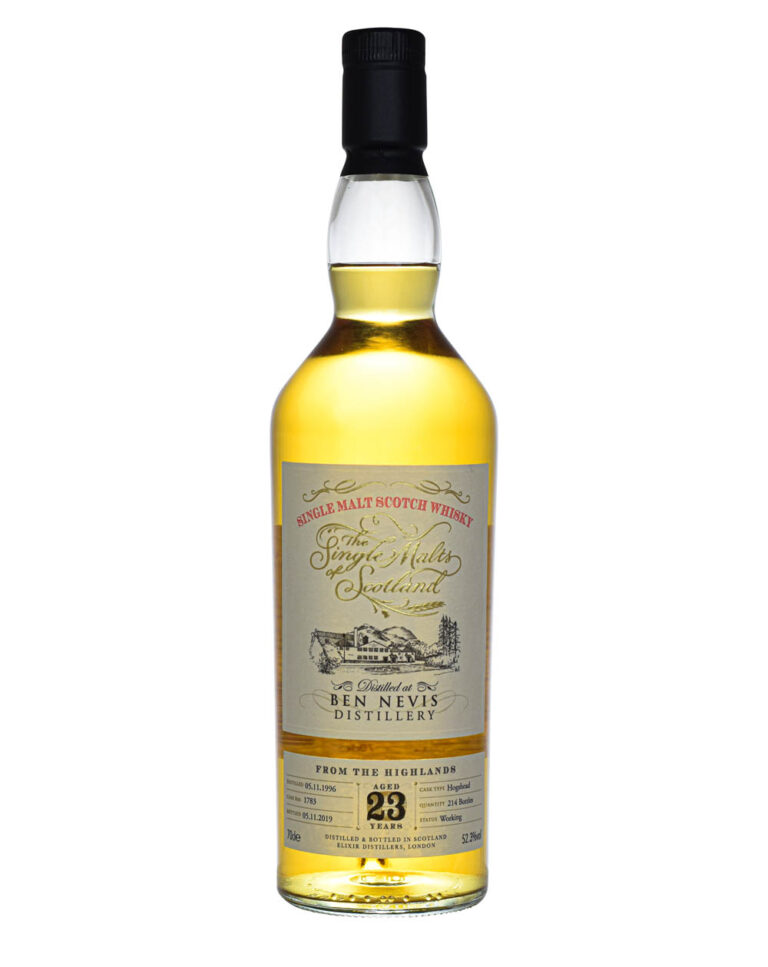 Ben Nevis 23 Years Old 1996 Cask 1783 Musthave Malts MHM