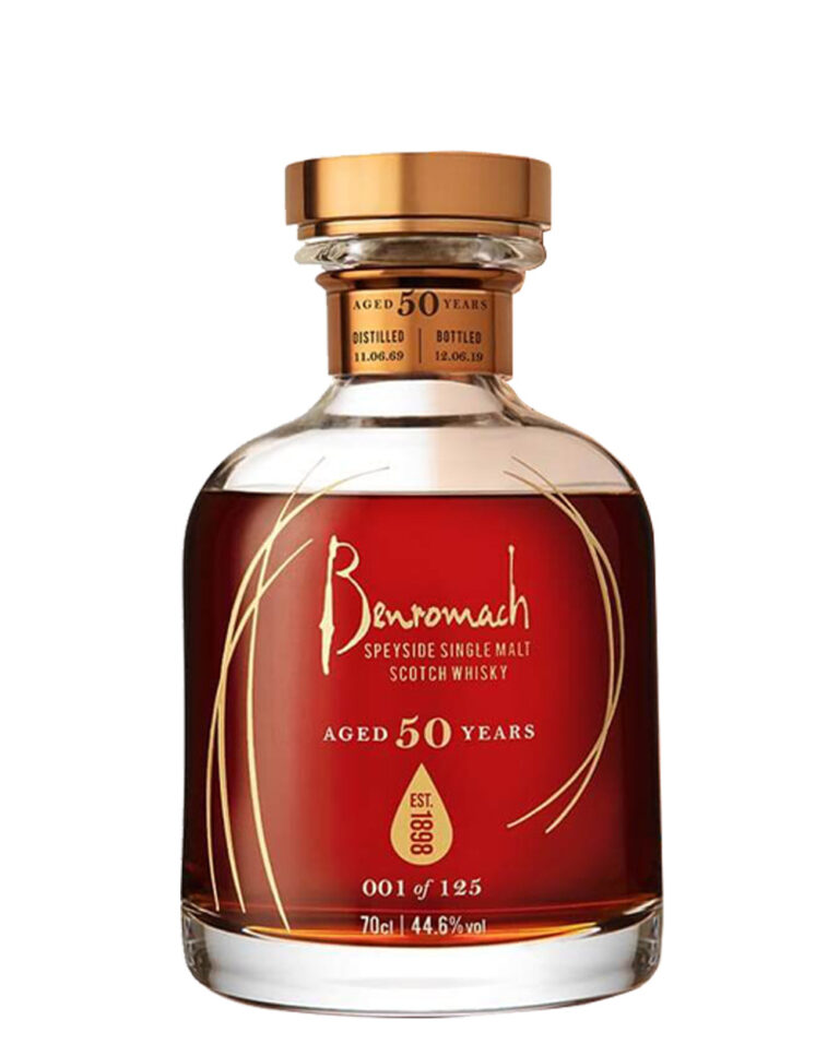 Benromach 1969 50 Years Old