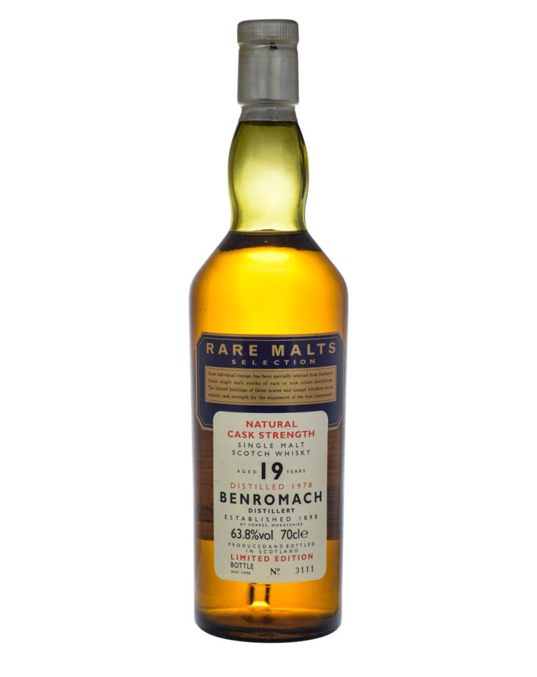 Benromach 1978 Rare Malts Collection 19 Years Old Musthave Malts MHM