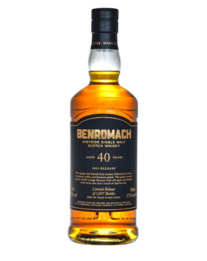 Benromach 40 Years Old 2021 Release Musthave Malts MHM