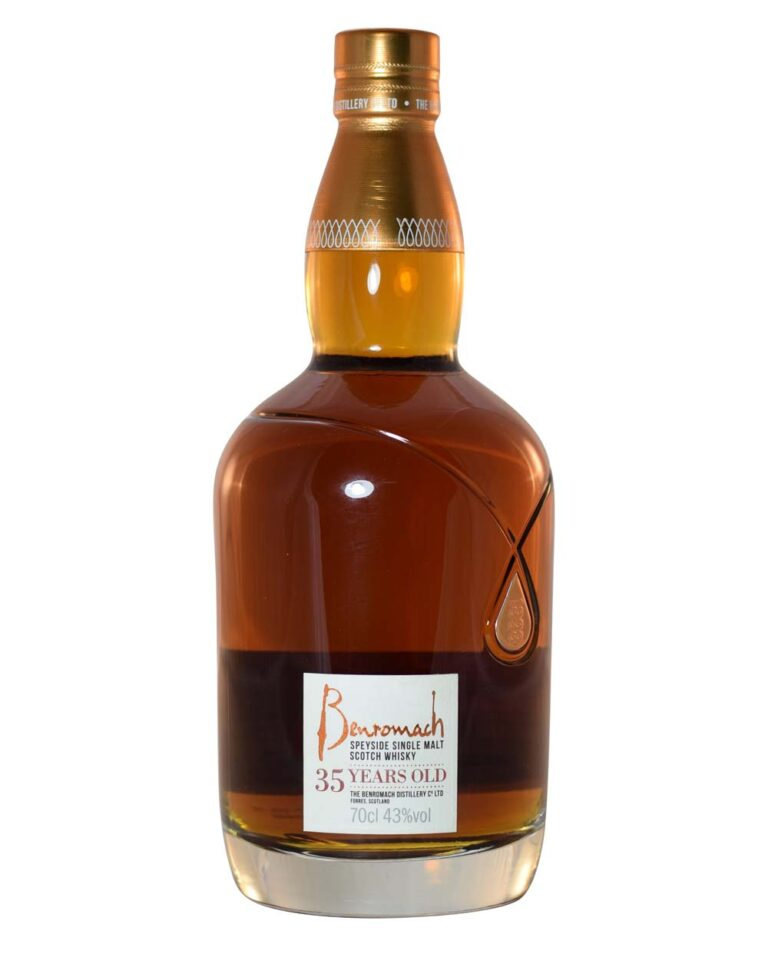 Benromach Single Cask 35 Years Old Musthave Malts MHM
