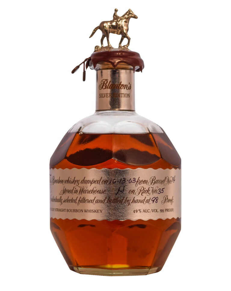 Blanton's Silver 10-13-2003 Musthave Malts MHM
