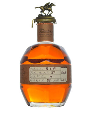 Blanton's Straight from the Barrel Musthave Malts MHM