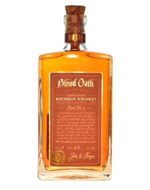 Blood Oath Pact 2 Bourbon Musthave Malts MHM