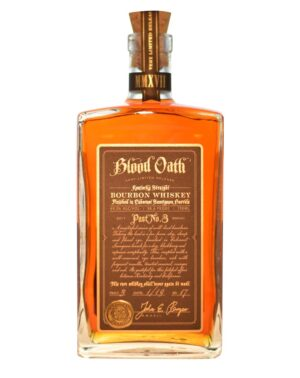 Blood Oath Pact 3 Bourbon Musthave Malts MHM