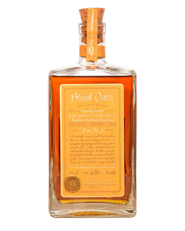 Blood Oath Pact No. 5 Musthave Malts MHM