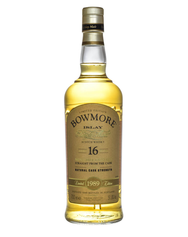 Bowmore 16 Years Old Limited 1989 Edition Musthave Malts MHM