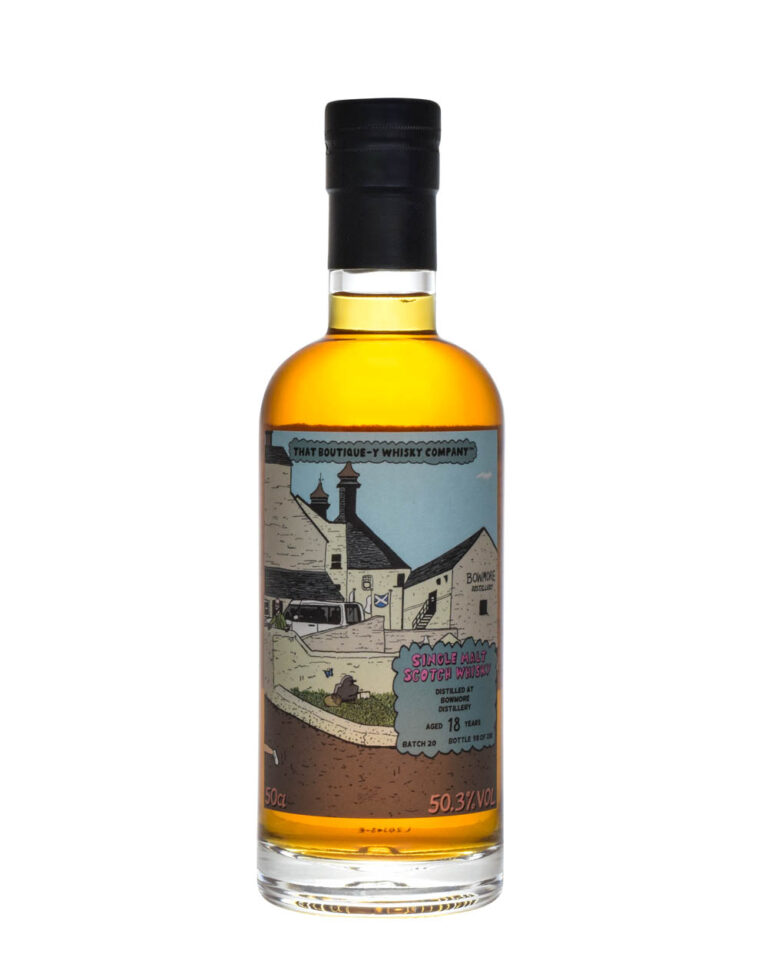 Bowmore 18 Years Old TBWC 18 Years Old Musthave Malts MHM