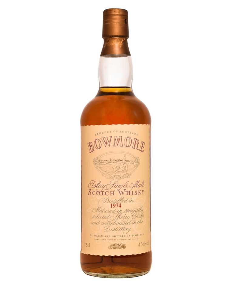 Bowmore 1974 Musthave Malts MHM