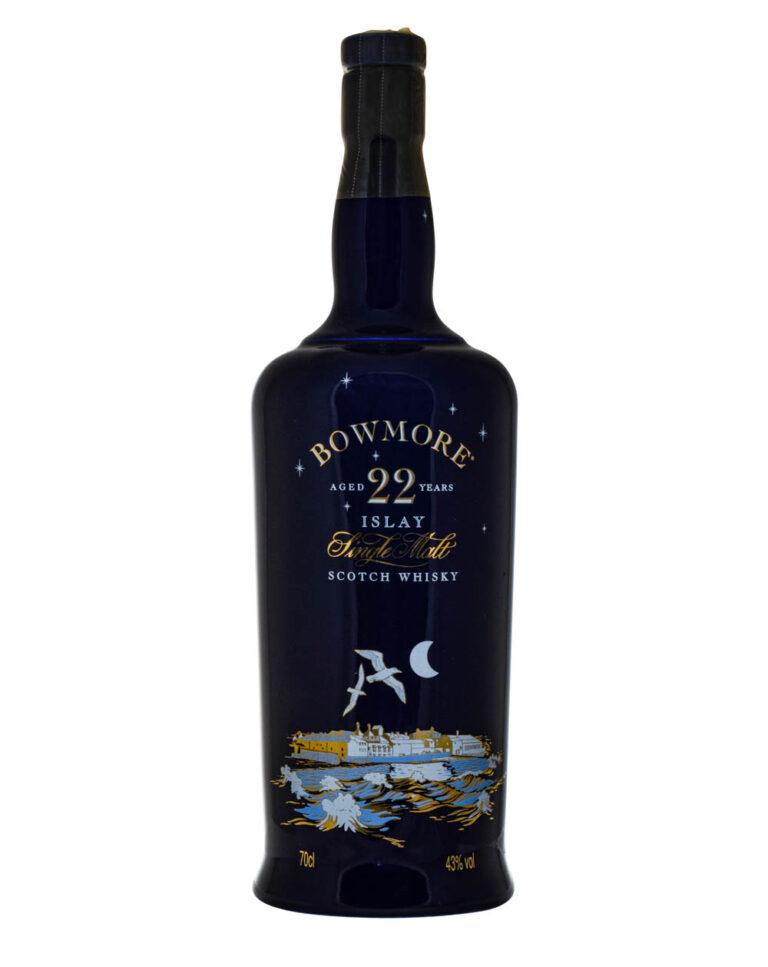 Bowmore 22 Years Old Musthave Malts MHM