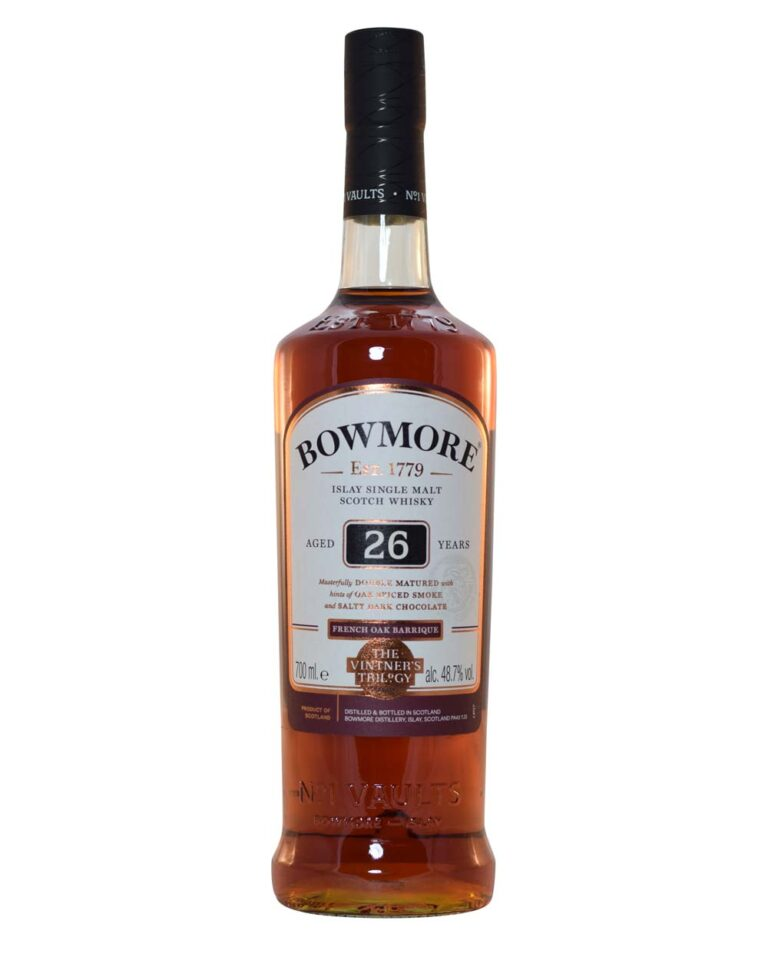 Bowmore French Oak Barrique (26 Years Old) Musthave Malts MHM