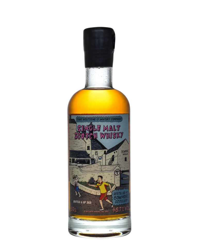 Bowmore TBWC Batch 1 Musthave Malts MHM