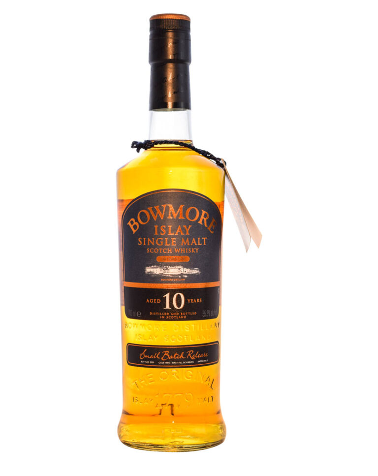 Bowmore Tempest Batch 1 Musthave Malts MHM