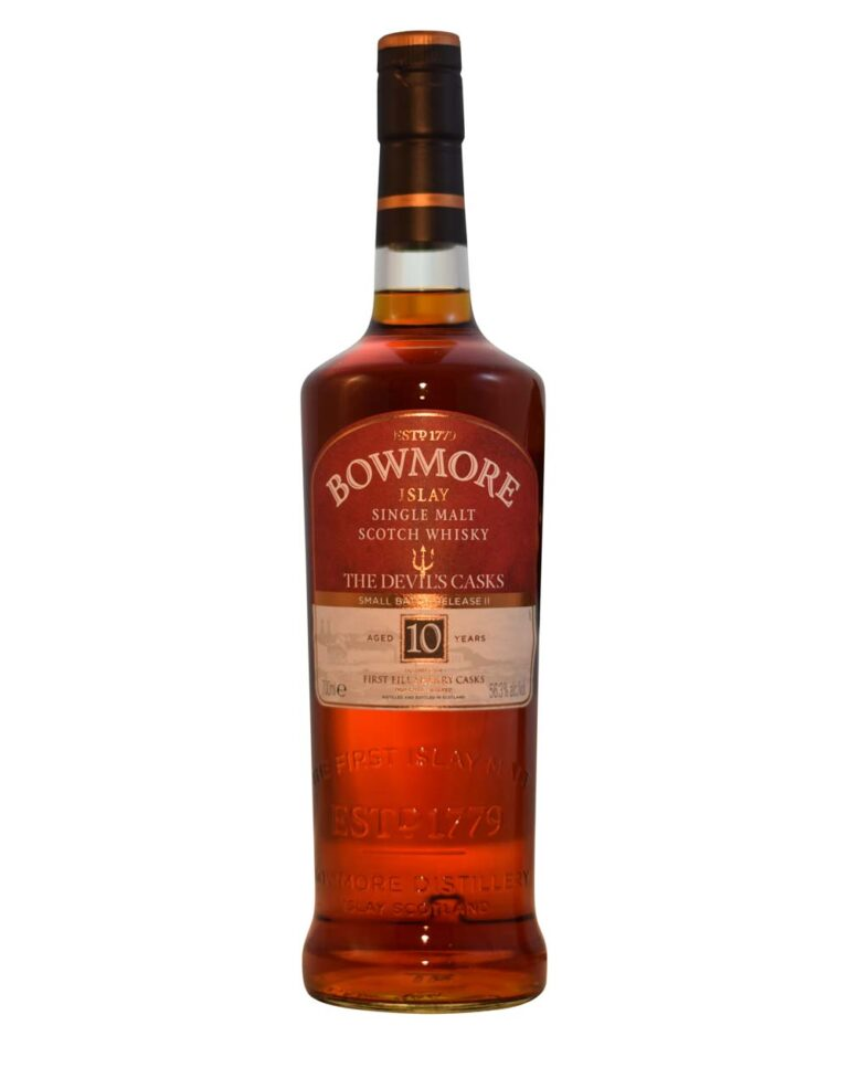 Bowmore The Devil's Cask II Musthave Malts MHM