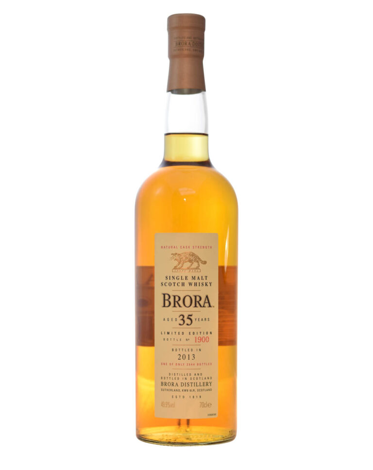 Brora 35 Years Old Musthave Malts MHM
