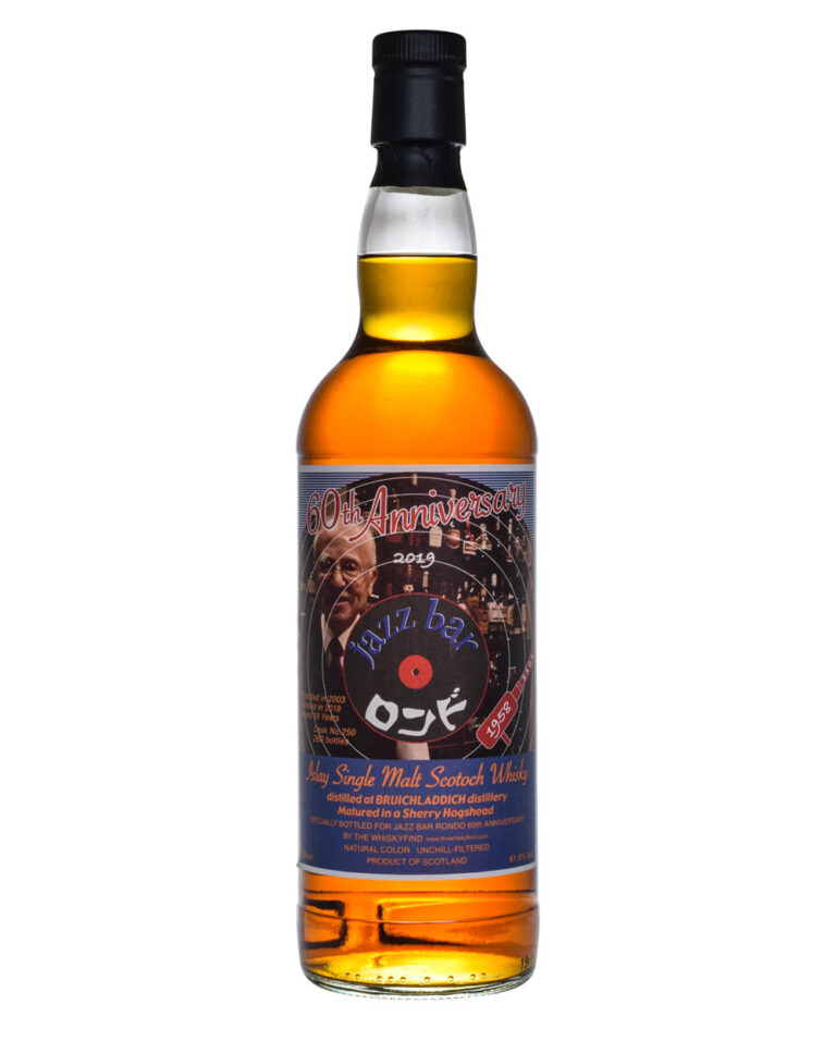 Bruichladdich 16 Years Old Jazz Bar Rondo 60th Anniversary Musthave Malts MHM