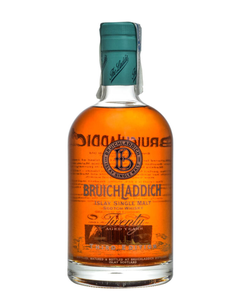 Bruichladdich 20 Years Old Third Edition Musthave Malts MHM