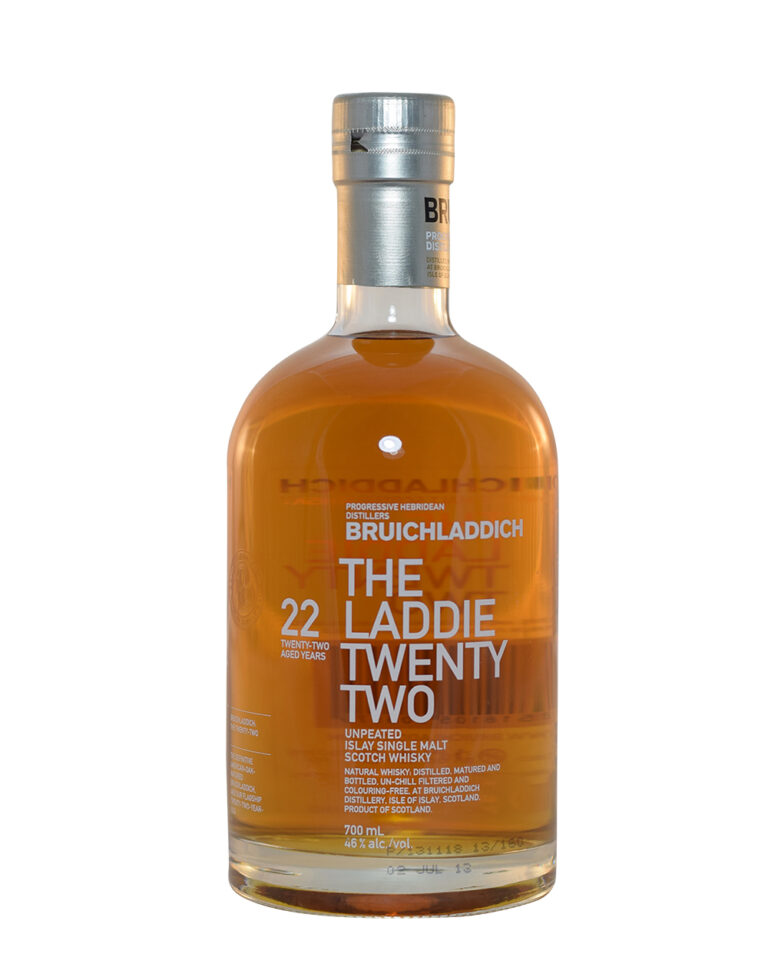 Bruichladdich The Laddie Twenty Two (22 Years Old) Musthave Malts MHM