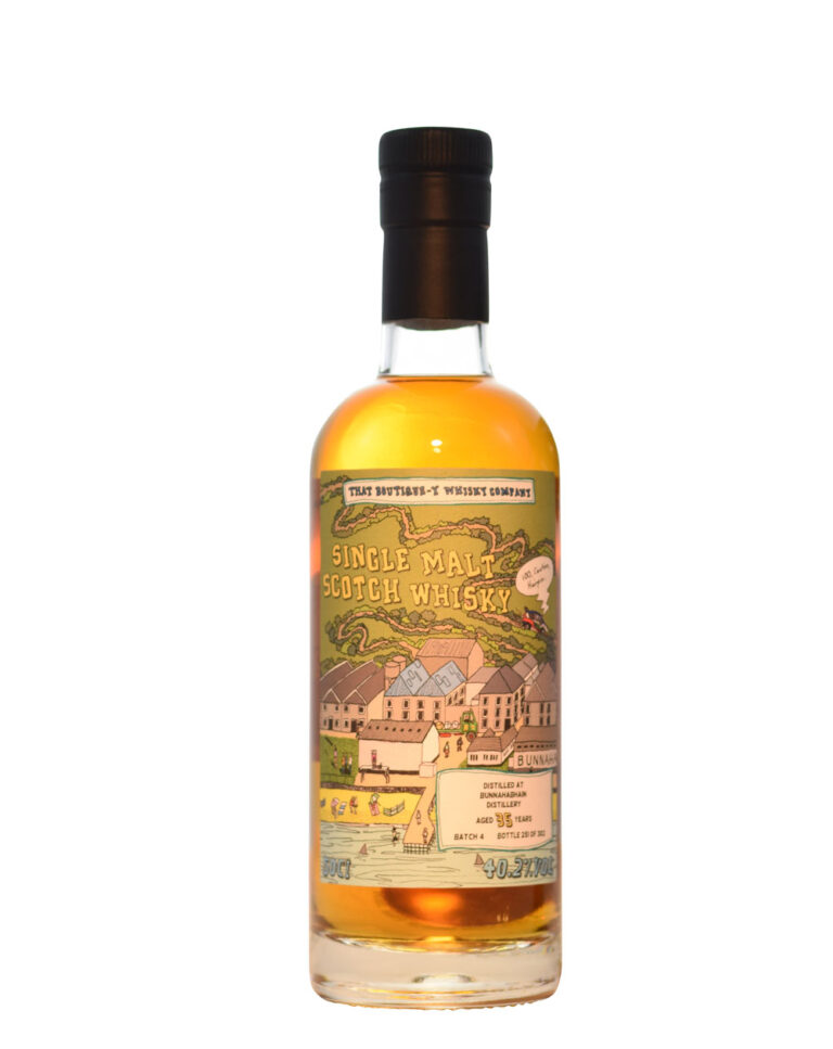Bunnahabhain TBWC Batch 4 (35 Years Old) Musthave Malts MHM