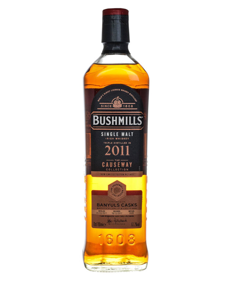 Bushmills 2020 Causeway Collection 2011 Musthave Malts MHM