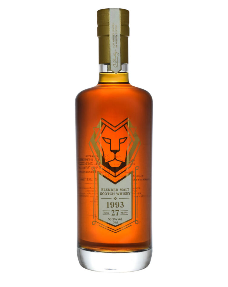 C. Dully 27 Years Old Blended Scotch Whisky 1993 Musthave Malts MHM